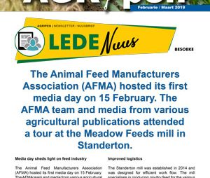 AFMA hosted its first media day on 15 February